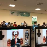 Pembukaan TEI-VE 2020 oleh Presiden RI