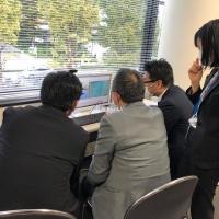 Suasana TEI-VE di ITPC Osaka